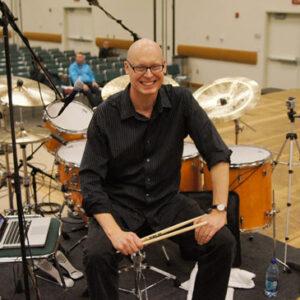 David Stanoch, drums